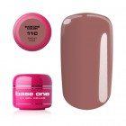 Gel UV Base One Color - Smoky Pink 11C, 5g