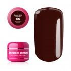 Gel UV Base One Color - Bloody Drop 90, 5g