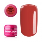 Gel UV Base One Perfumelle - Margaret Raspberry 06, 5g