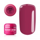 Gel UV Base One Perfumelle - Chloe Candy 07, 5g