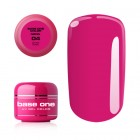 Gel UV Base One Neon - Dark Pink 04, 5g