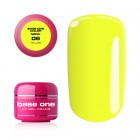 Gel UV Base One Neon - Yellow 06, 5g