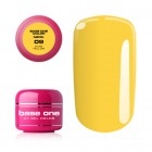 Gel UV Base One Neon - Dark Yellow 09, 5g