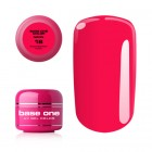 Gel UV Base One Neon - Raspberry Pink 18, 5g