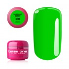 Gel UV Base One Neon - Medium Green 20, 5g