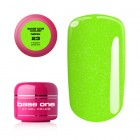 Gel UV Base One Neon - Fresh Green 23, 5g