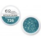 Extra Quality GLAMOURUS gel UV color - BOTTLE OF THE WINE 726, 5g