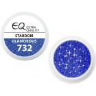 Extra Quality GLAMOURUS gel color UV- STARDOM 732, 5g