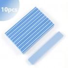 10 bucăți - Buffer albastru 150/180