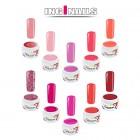 10 bucăți Gel UV colorat - Roz