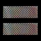 olie decorativă pentru unghii - holografică cu buline
