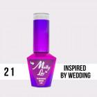 MOLLY LAC UV/LED Yes I Do - Inspired By Wedding 21, 10ml