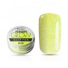 Pudră decorativă pentru unghii, 04 - Yellow, 3g