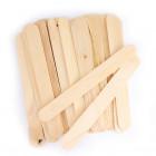 Spatulă din lemn, 100buc