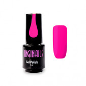 Farebný gél lak Inginails - Pink Yarrow 030, 5ml
