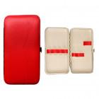 Carcasă pentru instrumente cosmetice - roșu