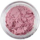 Confetti mare cu o formă nedefinită - roz cu aspect învechit