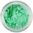 Confetti mare cu o formă nedefinită - verde deschis