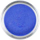 Pudră acril albastru-violet - sclipici albastru electric 7g