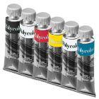 Culori acrilice Polycolor - Set Primar 5x20ml