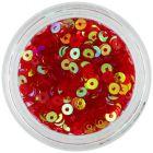Paiete rotunde în formă de disc - roşii