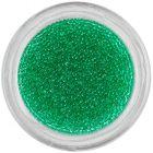Perle pentru unghii, 0,5 mm – verde aprins
