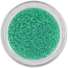 Perle 0,5mm - culoare verde frunză
