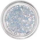 Stele perlate pentru decorarea unghiilor - bleu